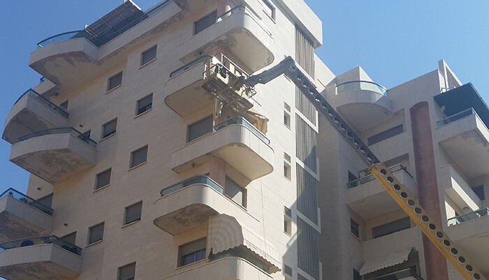 קבלני שיפוץ בניינים